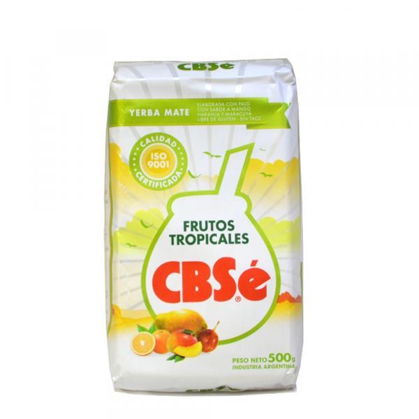 Мате «CBSe» сила тропических фруктов 500г
