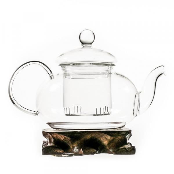 Чайник стекло 600 мл классика