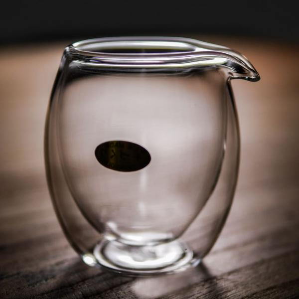 Купить чахай для чая термо-стекло фото