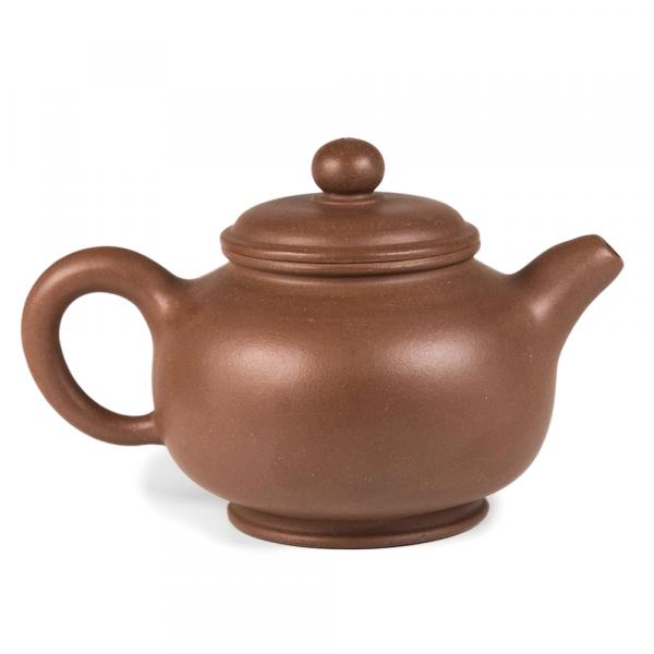 Заварочный чайник «Лянь Цзы Ху 592» исинская глина 170 мл фото