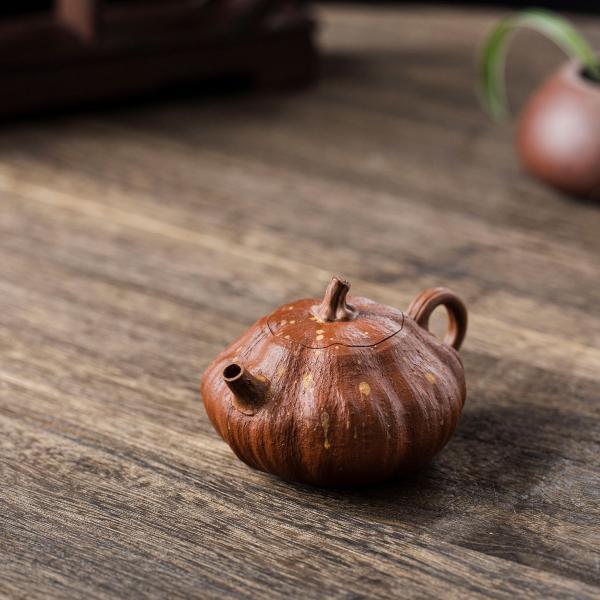 Исинский чайник «Тыква» 160 мл фото