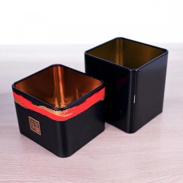 Баночка для чая «Черный дракон» 200мл