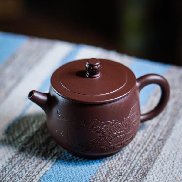 Исинский чайник «2126» 215 мл фото