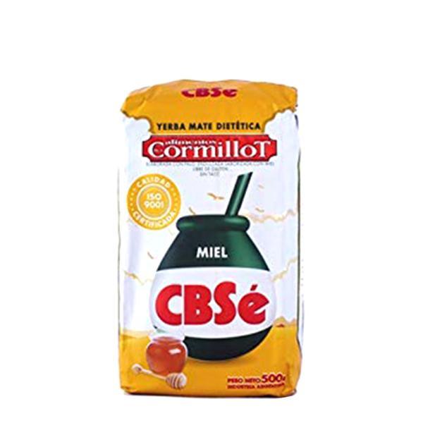 Йерба мате «CBSe» с мёдом 500 г фото