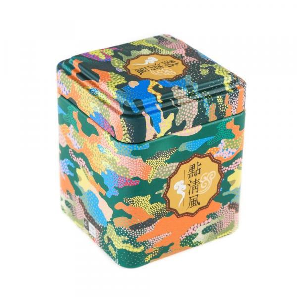Баночка для чая «Камуфляж» 350мл