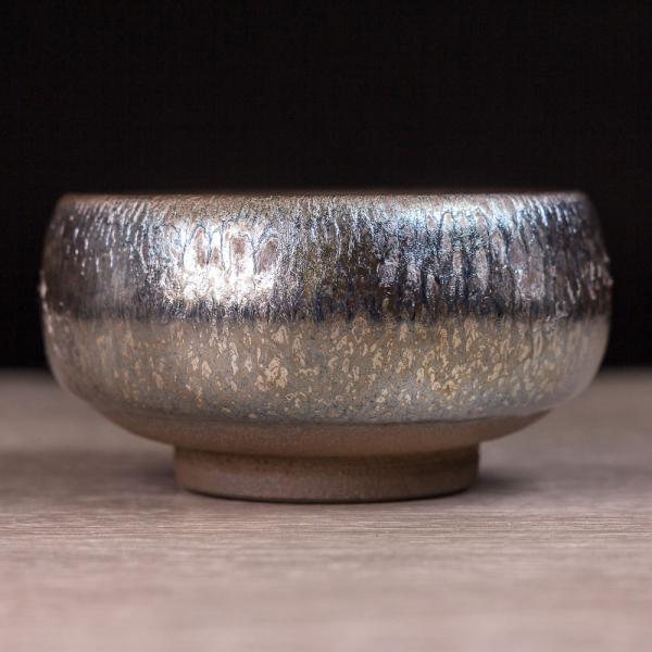 Пиала «791» глина и глазурь 110 мл фото