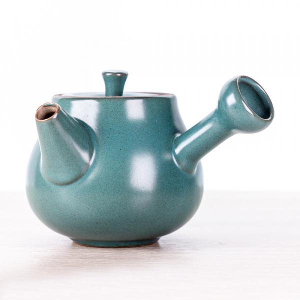 Заварочный чайник «Дэ Хуа циан» 75 мл фото