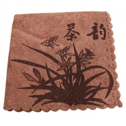 Чайное полотенце «Бабочки» 30х30см