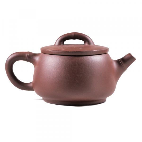 Заварочный чайник Ши Пяо «Да Коу» исинская глина 210 мл фото