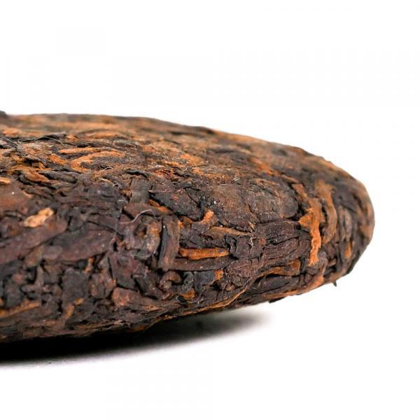 Пуэр Шу органический со старых чайных деревьев 2007г.