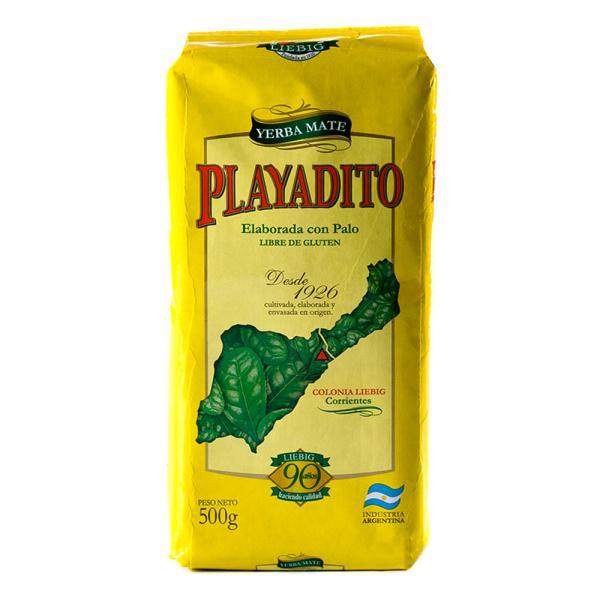 Мате «Playadito» Традиционный 500 г фото