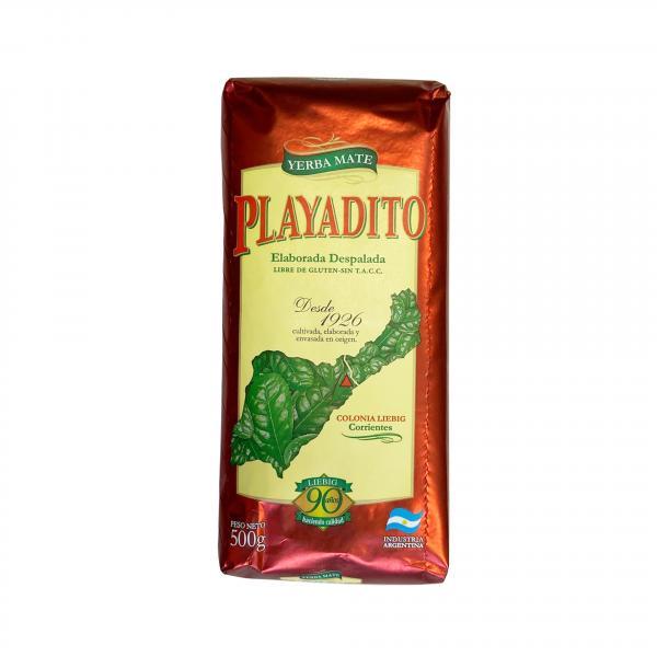 Мате «Playadito» Деспалада 500 г фото