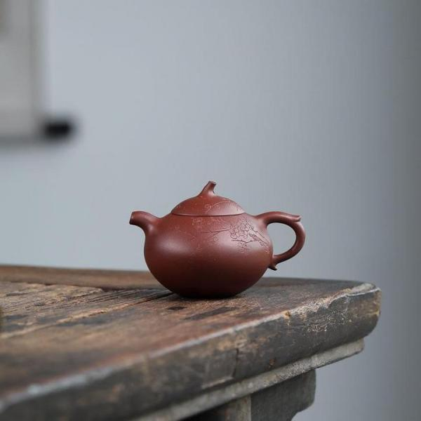 Исинский чайник «Осенняя роса» 110 мл фото