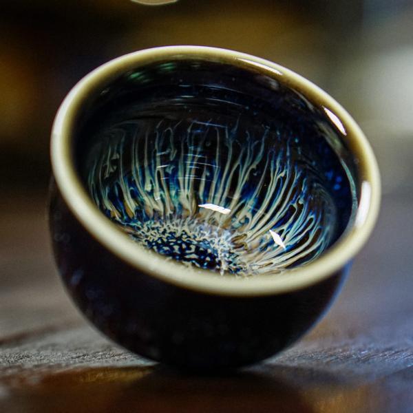 Пиала «Тайна глубин 2» керамика 50 мл фото