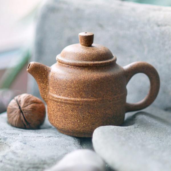 Исинский чайник «Желтый» 130мл