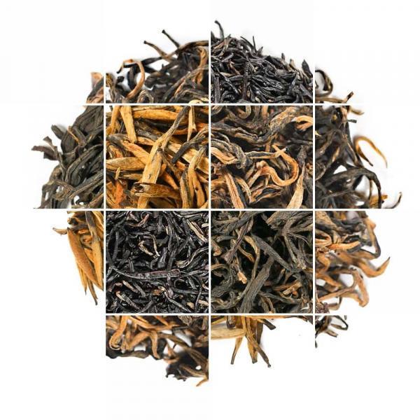 Чайный набор «Знакомство с красными»
