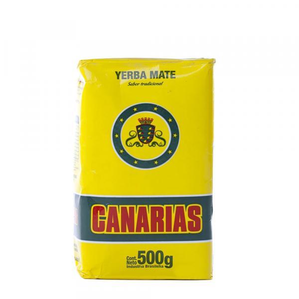 Мате «Canarias» традиционный 500г