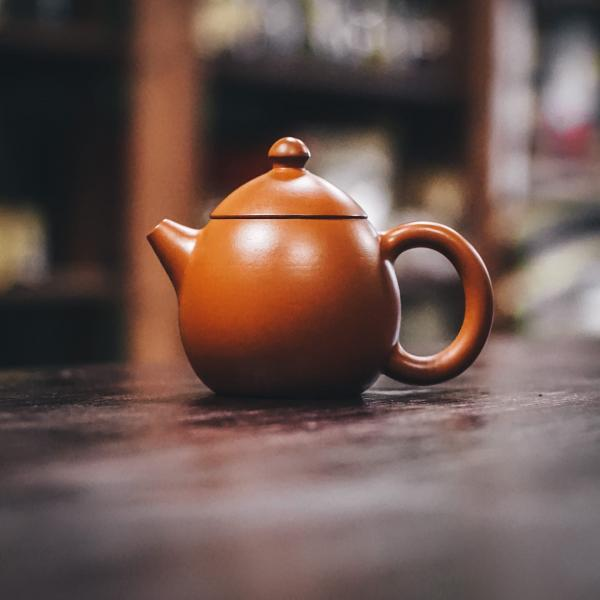 Исинский чайник «Лун Дан Цин Шуй Ни» 100 мл фото