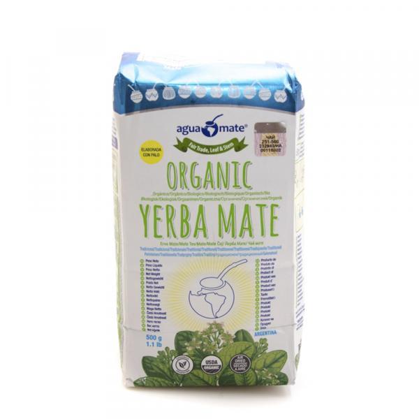 Мате «Aguamate Organic» бездымный 500г