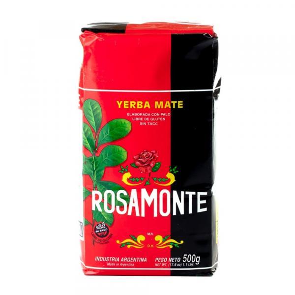 Мате «Rosamonte» классический 500г