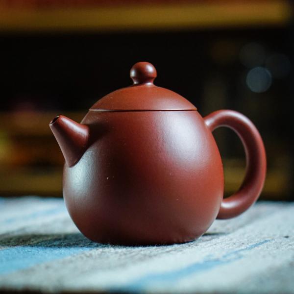 Исинский чайник «Лун Дан» 220 мл фото
