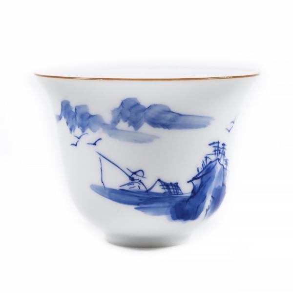 Пиала «Лодка» 70мл