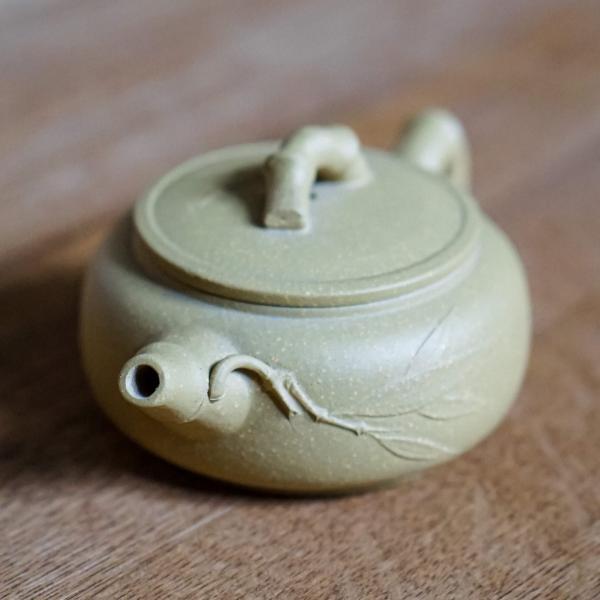 Исинский чайник «Чжу Дуань Ху» 125мл