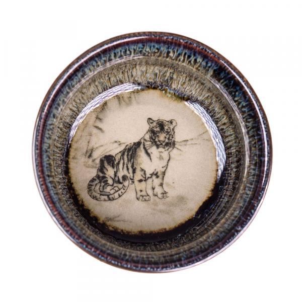 Пиала «Затаившийся тигр 502» 60мл