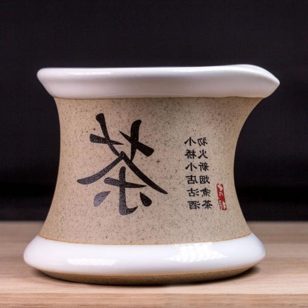 Чахай «Иероглиф чай» керамика 130 мл фото