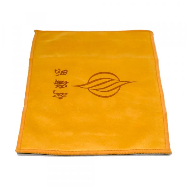 Чайное полотенце «Спирали» 18х28см