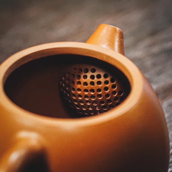 Исинский чайник «Лун Дан Цин Шуй Ни» 100мл