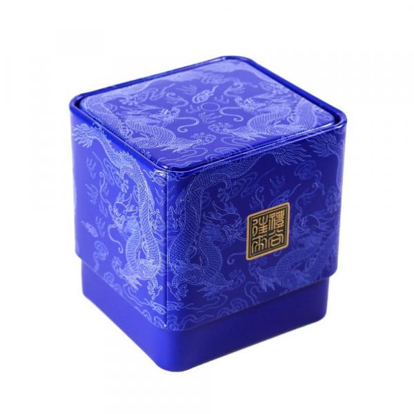 Баночка для чая «Синий дракон» 200мл
