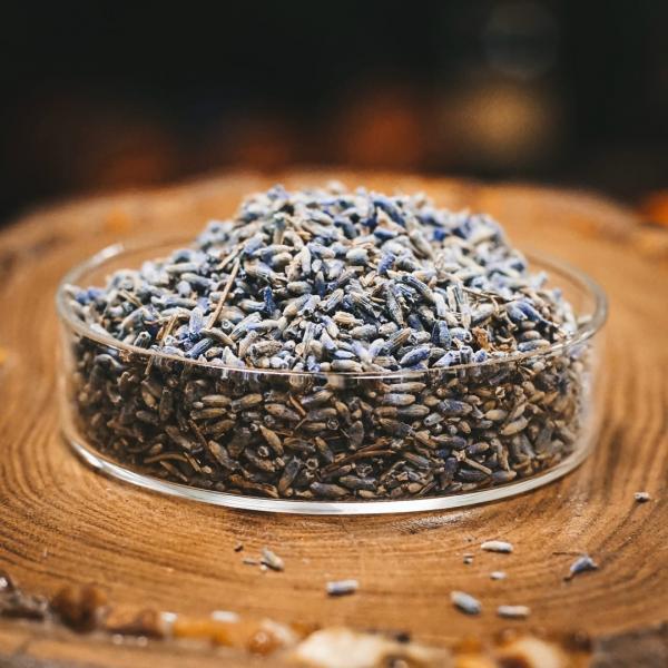 Лаванда «Цветы лаванды чай» (Алтай)