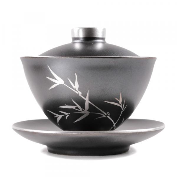 Гайвань «Бамбук Сильвер», керамика 215мл