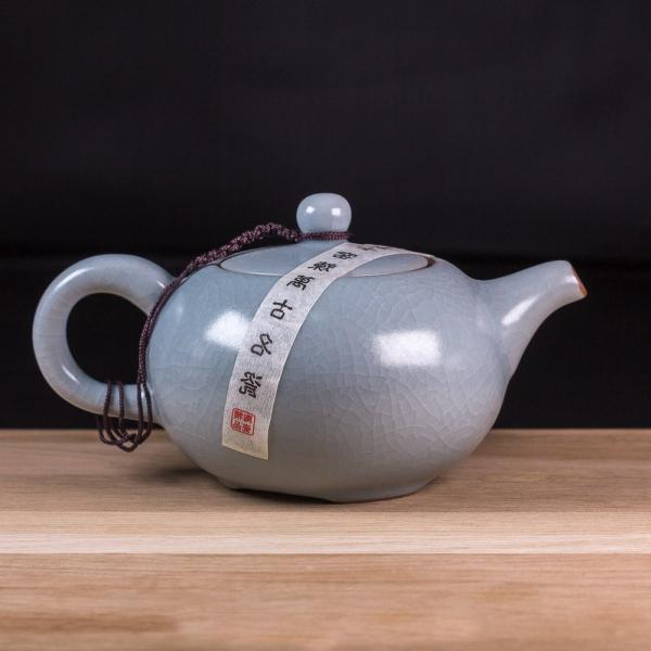 Заварочный чайник «Фан Гу», кракелюр 200мл