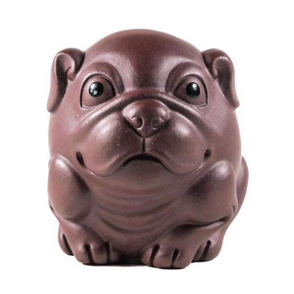 Чайная фигурка «Верный пёс» 6 см фото