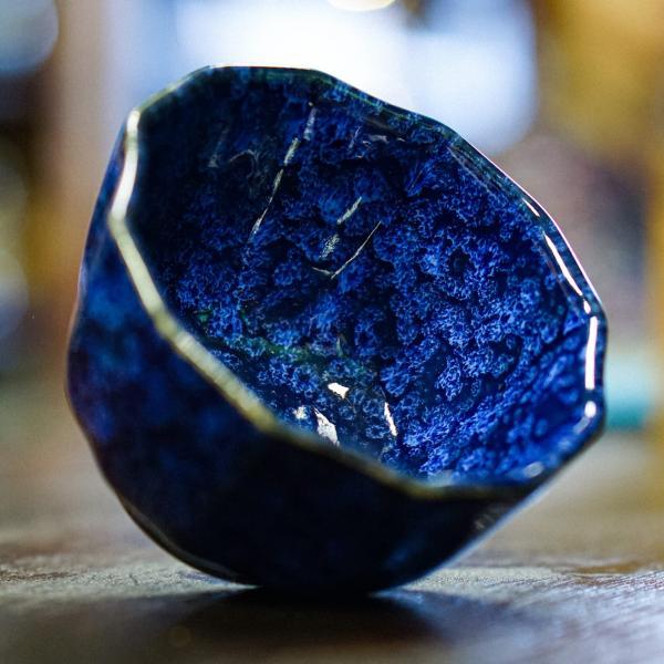 Пиала «Синева 2» керамика 100 мл фото