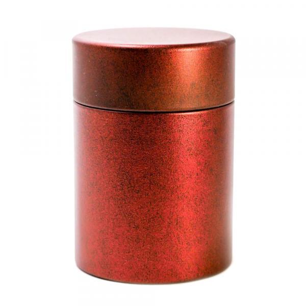 Баночка для чая «Красная» 160 мл фото
