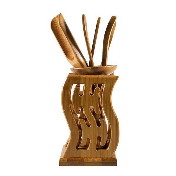Набор инструментов для чайной церемонии (5предметов)