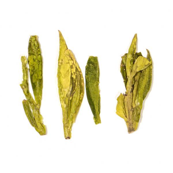Зелёный чай Лунцзин «Колодец Дракона» премиум фото