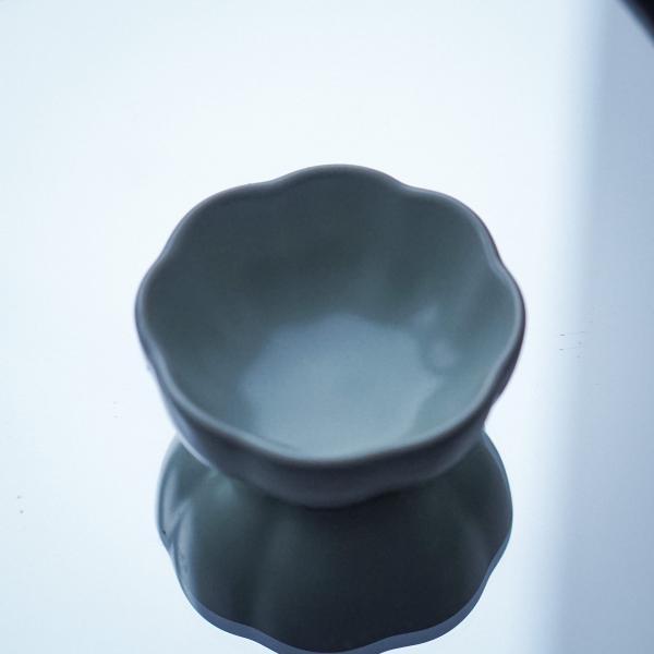Пиала «Цветок» керамика Жу Яо 50мл