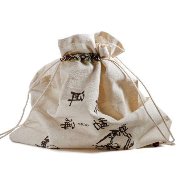 Мешочек для чая и чайной утвари «Пуэр Ча» 35х32см