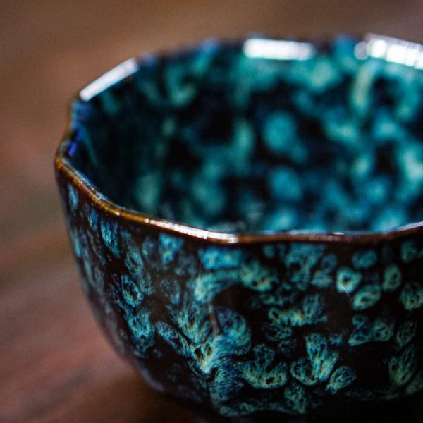 Пиала «Призраки морей 2» керамика 110мл