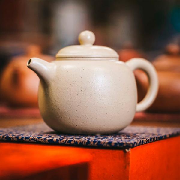 Заварочный чайник «Бэнь Шань Лу» исинская глина 130 мл фото