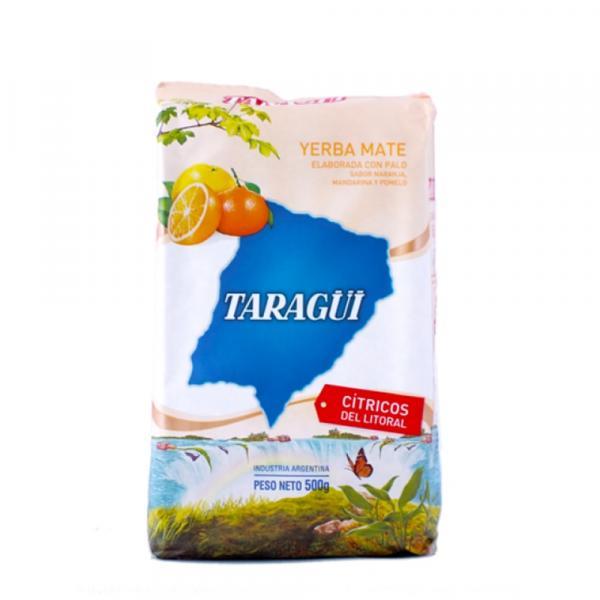 Мате «Taragui Citricos del Litora» 500г