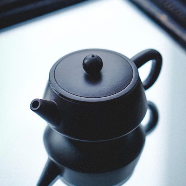 Исинский чайник «Ши Пяо Да Коу» из исинской глины 100 мл фото