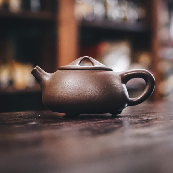 Исинский чайник «Сан Цзу Ши Пяо» 150 мл фото