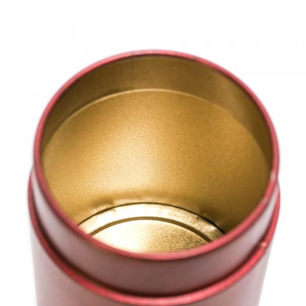 Баночка для чая «Красная» 160мл