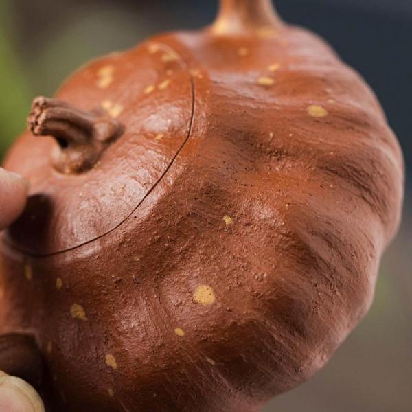 Исинский чайник «Тыква» 160мл