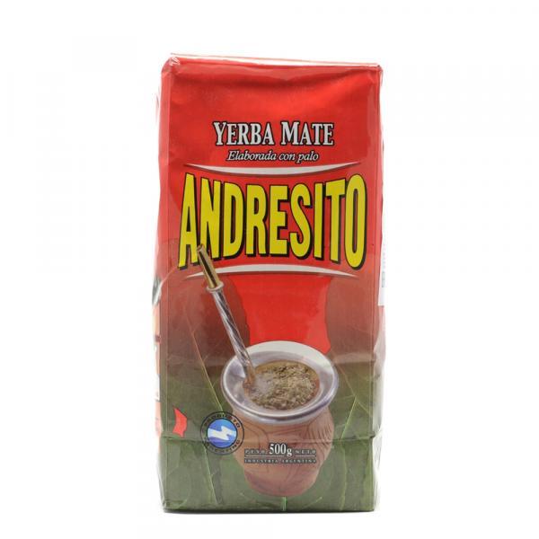 Мате «Andresito» Традиционный 500 г фото